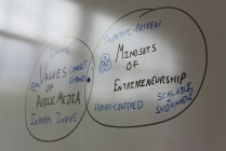 Values and Mindsets of media and innovation Matter screenshot