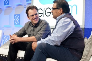 Mobilize 2012: Om Malik - Founder and Senior Writer, GigaOM Mike Krieger - Co-Founder, Instagram