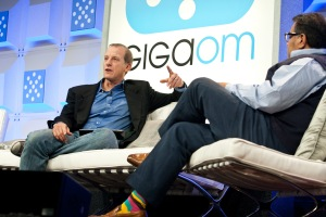 Mobilize 2012: Om Malik - Founder and Senior Writer, GigaOM, Rich Miner - Partner, Google Ventures
