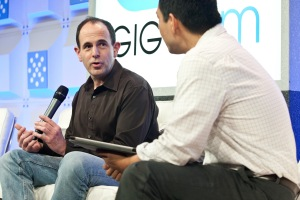 Mobilize 2012: Ryan Kim - Staff Writer, GigaOM Speakers: Keith Rabois - COO, Square