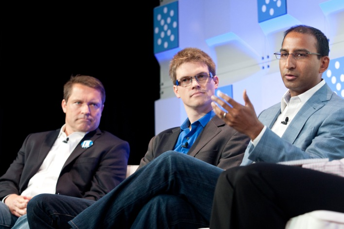 Structure 2012: Marten Mickos - CEO, Eucalyptus Systems, Chris C. Kemp - CEO, Nebula and Co-Founder, OpenStack, Sameer Dholakia - Group VP and GM, Cloud Platforms Group, Citrix