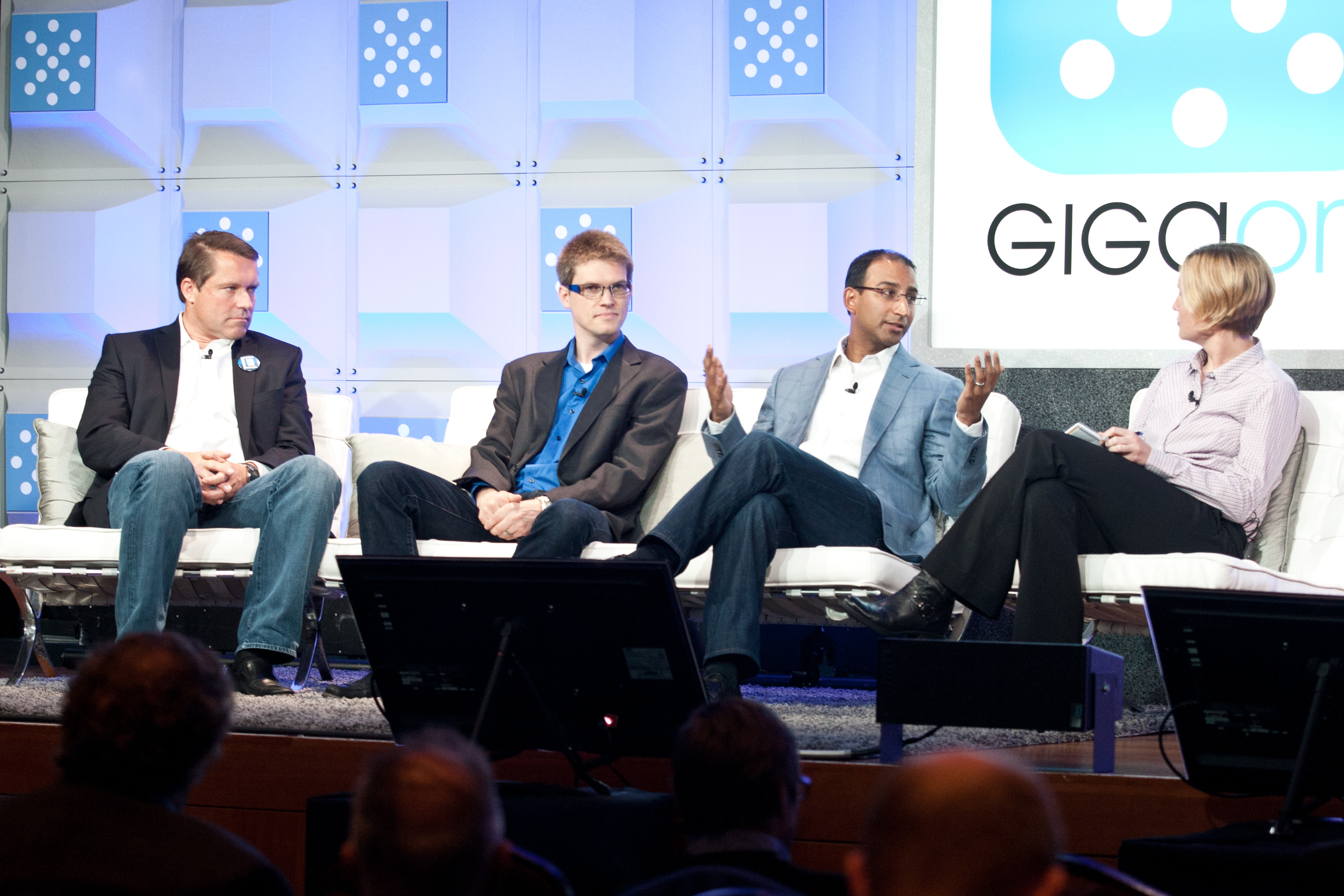 Structure 2012: Marten Mickos - CEO, Eucalyptus Systems, Chris C. Kemp - CEO, Nebula and Co-Founder, OpenStack, Sameer Dholakia - Group VP and GM, Cloud Platforms Group, Citrix, Jo Maitland - Research Director, GigaOM Pro