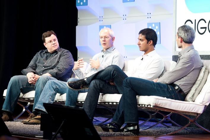 Structure 2012: Aditya Agarwal - VP Engineering, Dropbox, Adrian Cockcroft - Director, Architecture, Netflix, Alexei Rodriguez - VP of Operations, Evernote Corporation, Jonathan Heiliger - General Partner, North Bridge Venture Partners