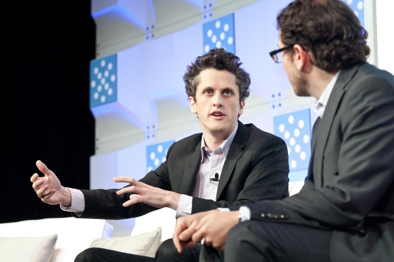 Structure 2012: Aaron Levie - Co-Founder and CEO, Box, Gary Orenstein - VP Products, Fusion-io