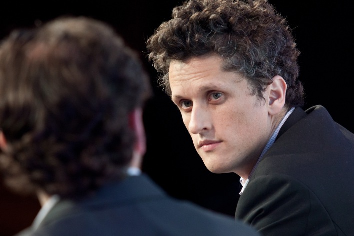 Structure 2012: Aaron Levie - Co-Founder and CEO, Box