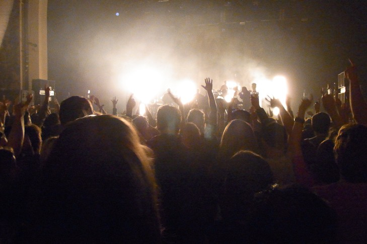 Hot Chip concert picture