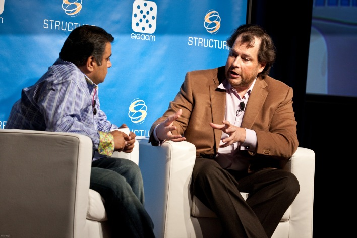 Structure 2010: Om Malik – Founder, GigaOM Speakers: Marc Benioff – Chairman and CEO, Salesforce.com