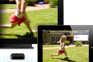 The beauty of AirPlay: It just works - thanks to automatic device discovery.