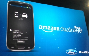 Amazon and Ford and CES