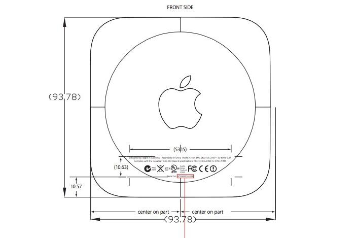 apple tv fcc filing