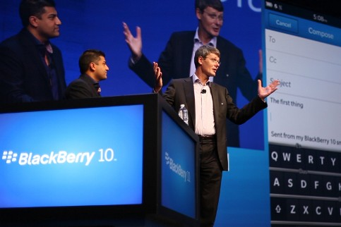 blackberry redesign