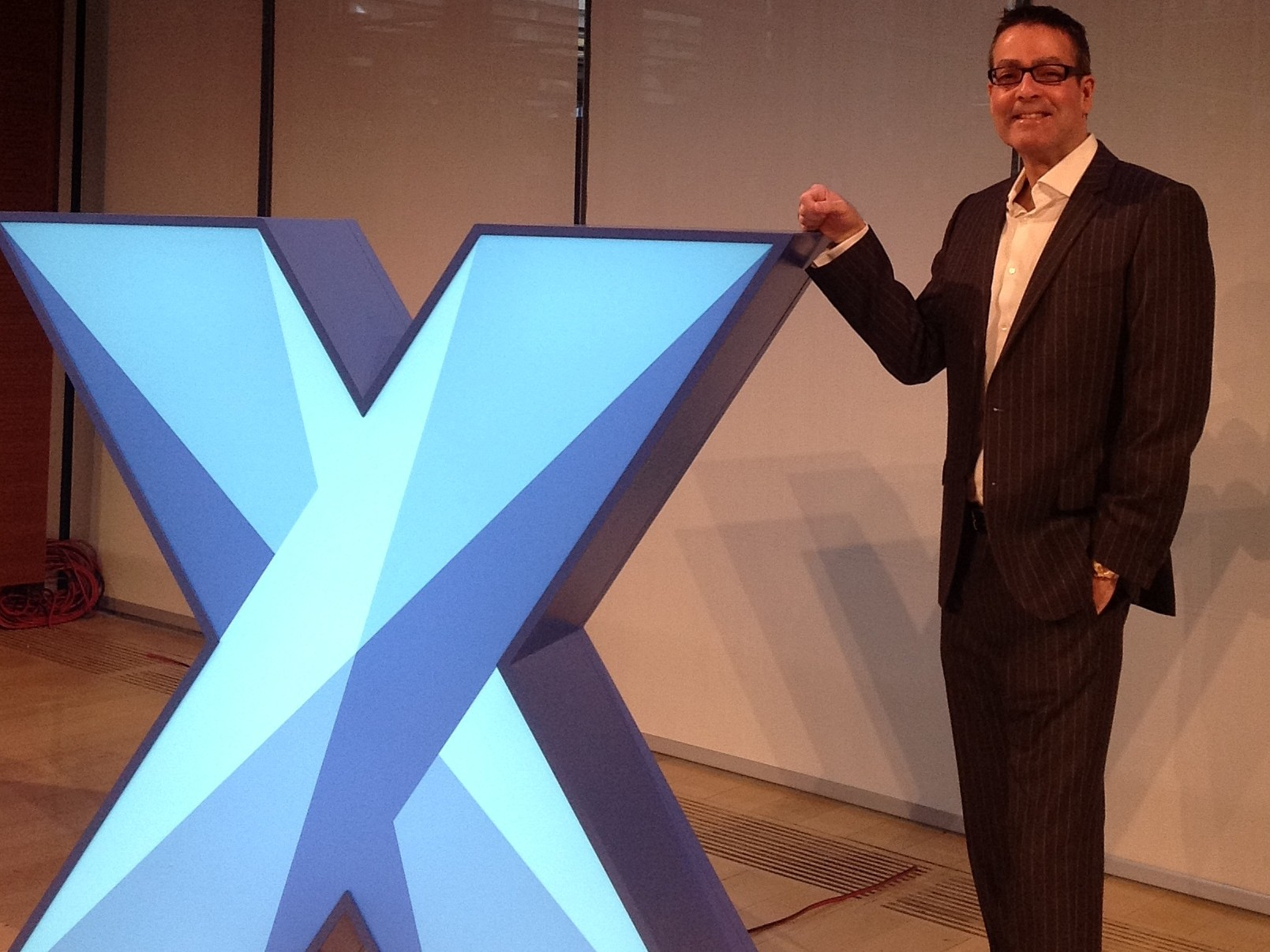 Joe Weinman SVP of cloud services and strategy for Telx