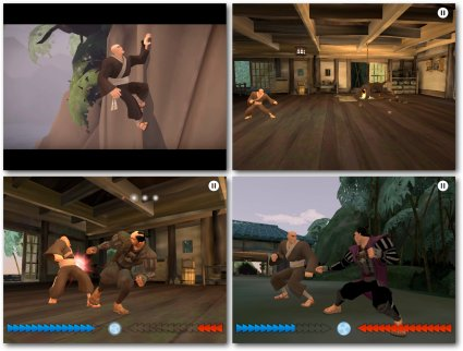 Karateka 4