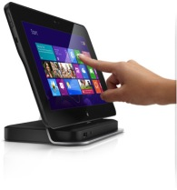 Dell Latitude 10 with dock