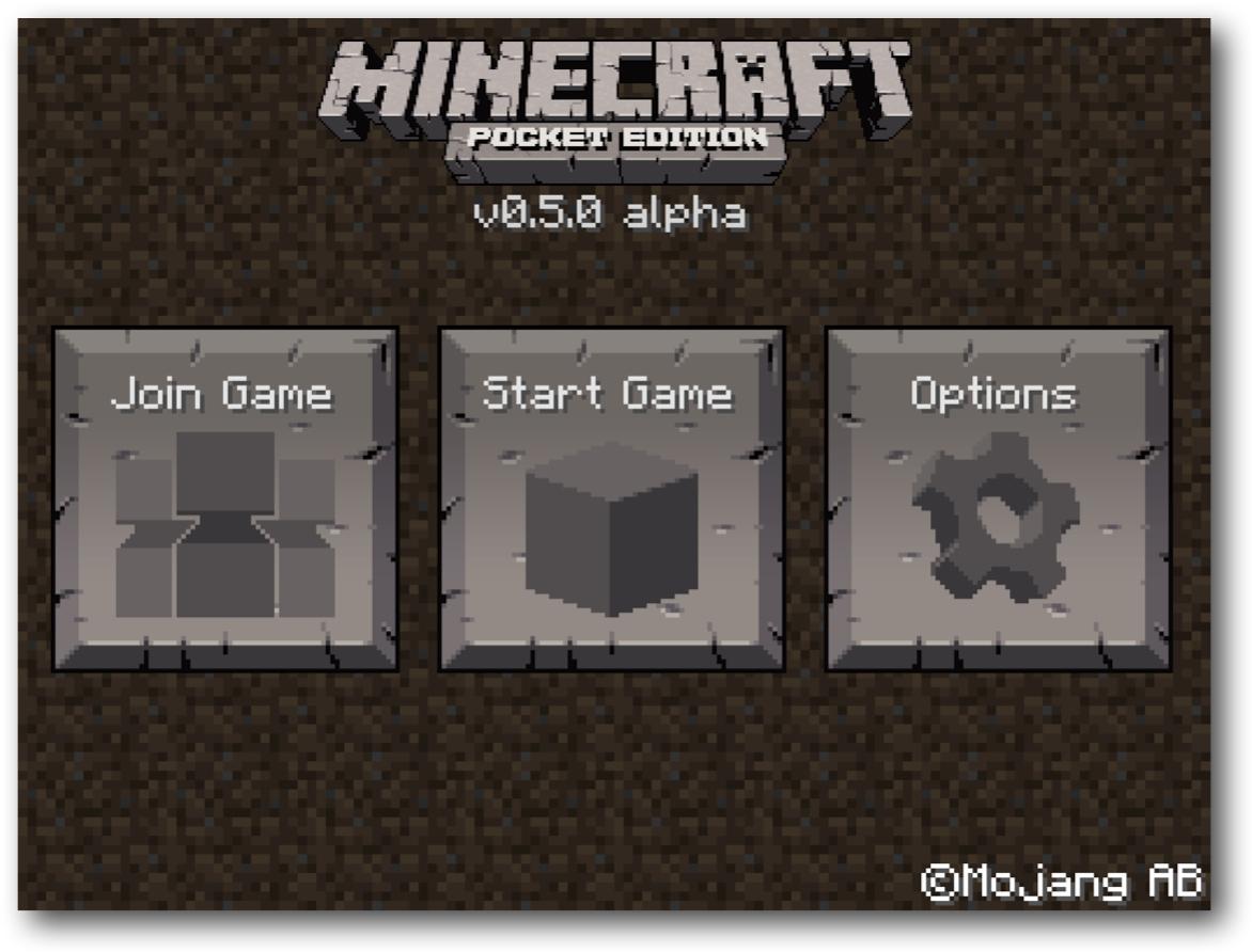 Minecraft v0.5.0