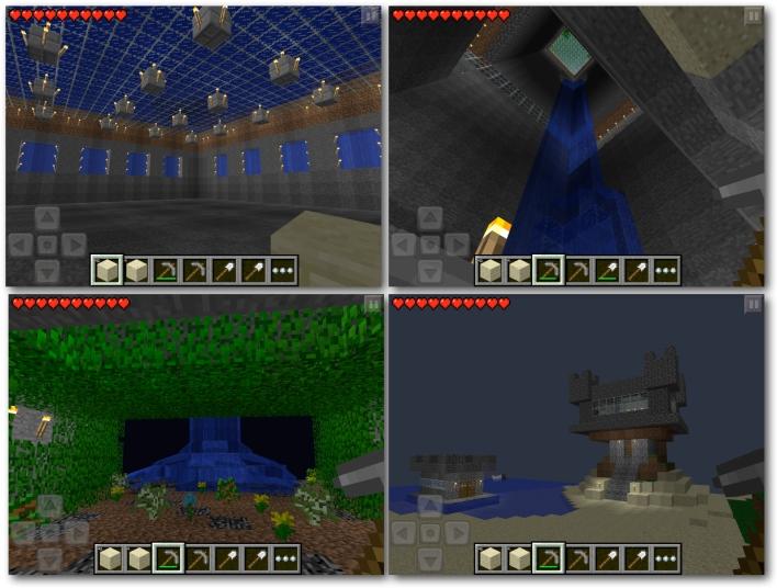 Minecraft Worlds