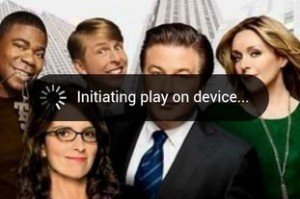 Netflix launched second-screen control for Sony's PS3 in October.