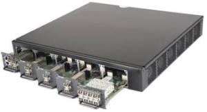 NoviFlow's 100 Gbps switch.
