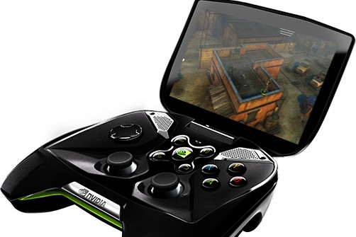 Nvidia Shield handheld