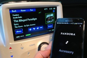 Pandora on Volt