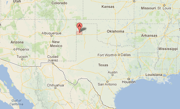 Oldham County, TX