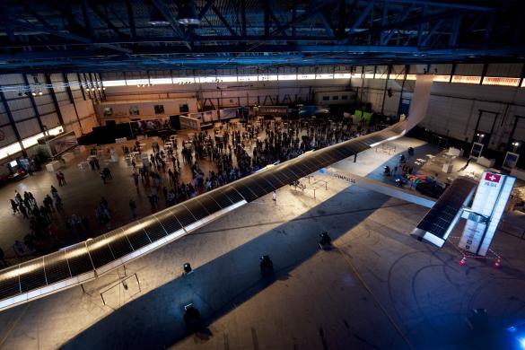 Solar Impulse 11