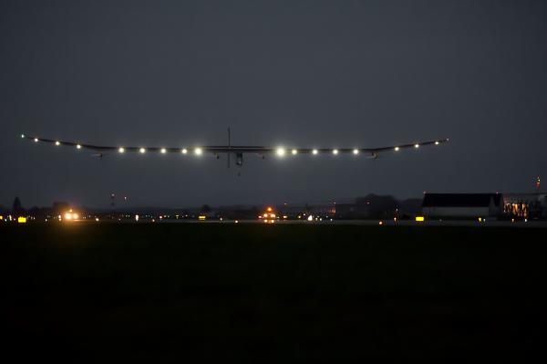 Solar Impulse 8