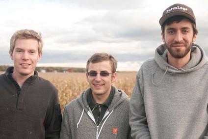 FarmLogs founders team