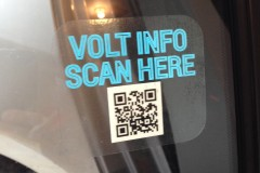 Volt sticker
