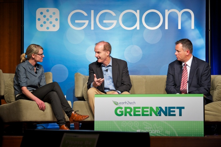 GreenNet 2011: Katie Fehrenbacher - Editor Earth2Tech, GigaOM; David Crane - CEO and President, NRG Energy; Eric Dresselhuys - EVP and CMO, Silver Spring Networks