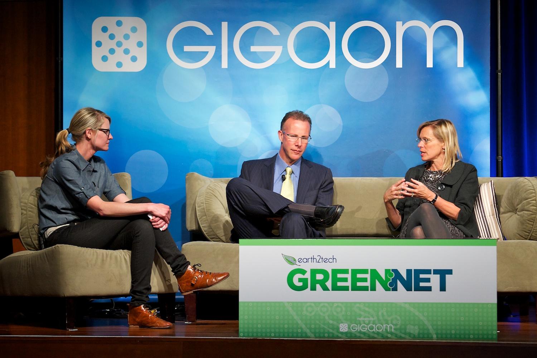 GreenNet 2011: Katie Fehrenbacher - Editor Earth2Tech, GigaOM; Adam Grosser - Managing Director, Silver Lake Kraftwerk; Cathy Zoi - Managing Director, Silver Lake Kraftwerk