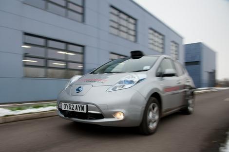 Oxford RobotCar UK