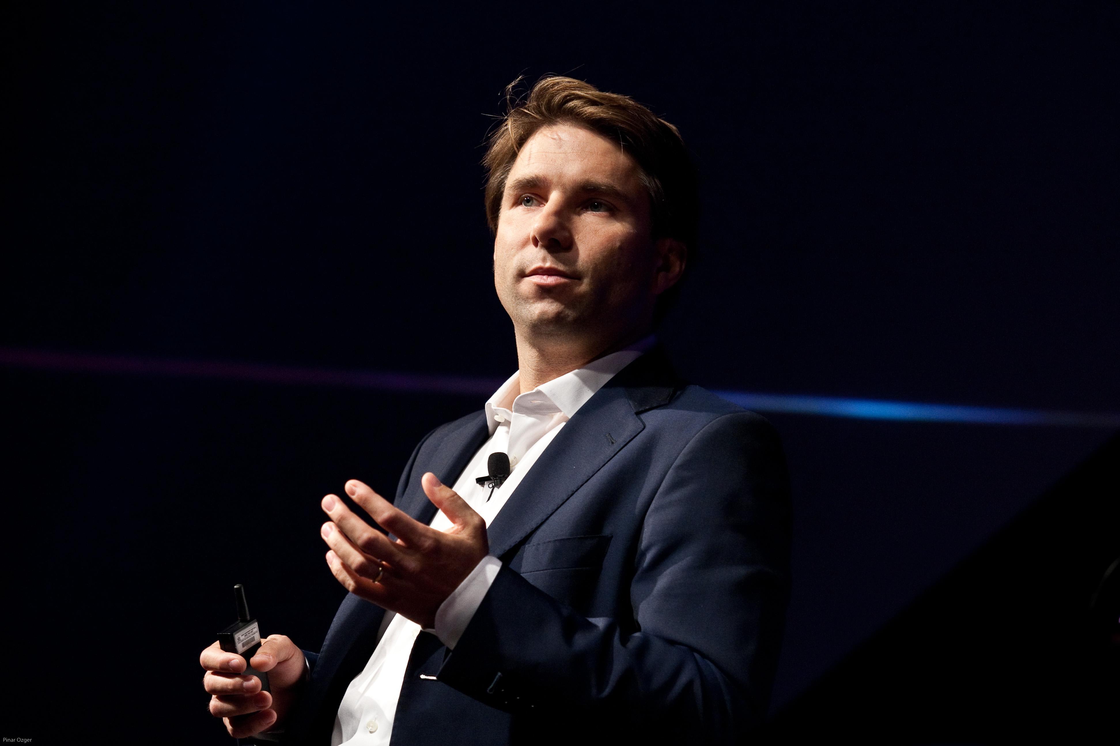 MOBILIZE 2010: Andreas Bernstrom – CEO, Rebtel