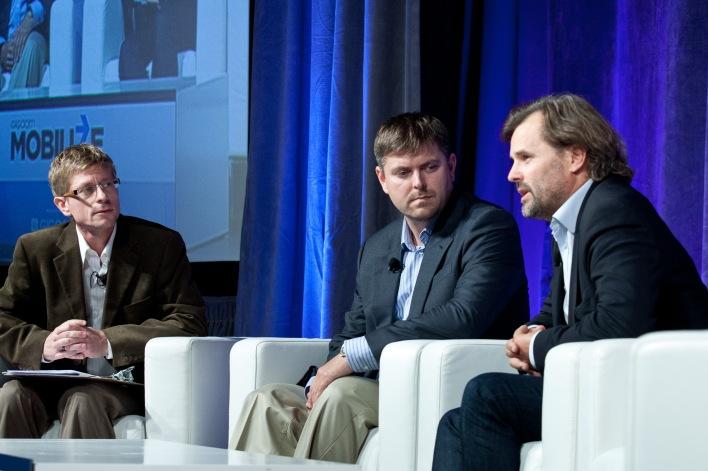 Mobilize 2011: Kevin Tofel – Senior Writer, GigaOM; Ilja Laurs – Founder and CEO, GetJar; Hjalmar Winbladh – Founder, Rebtel