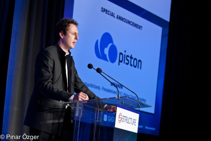 Structure 2011: Joshua McKenty - Co-Founder and CTO, Piston Cloud Computing, Inc.