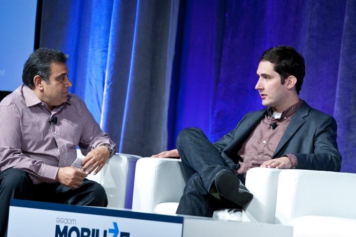 Mobilize 2011: Om Malik – Founder, GigaOM; Kevin Systrom – CEO, Instagram