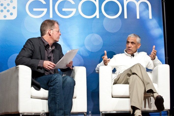 Green:Net 2010: Michael Copeland – Senior Writer, Fortune; Vinod Khosla – Founder, Khosla Ventures