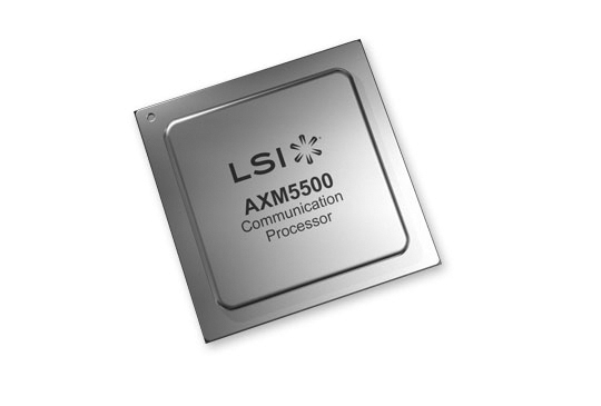 LSI Axxia ARM mobile base station chip