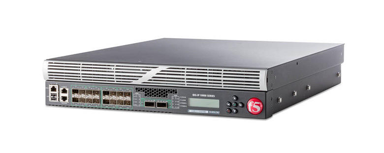 An F5 Big-IP appliance