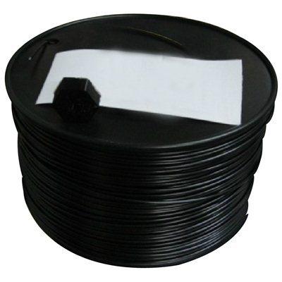 Black ABS spool