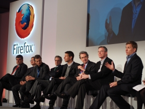 Carrier CEOs behind Firefox OS