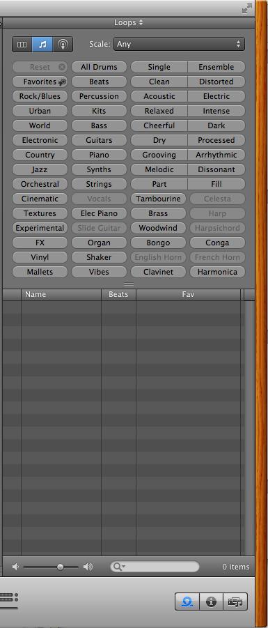 Membuat Musik Sederhana Menggunakan Loop Pada Garageband Media