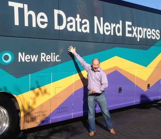 Data Nerd Express_Lew Cirne