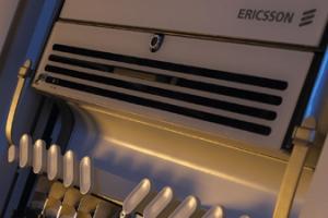 Ericsson SSR router