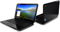 Pair of HP Chromebooks