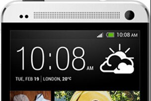 HTC One leaked image