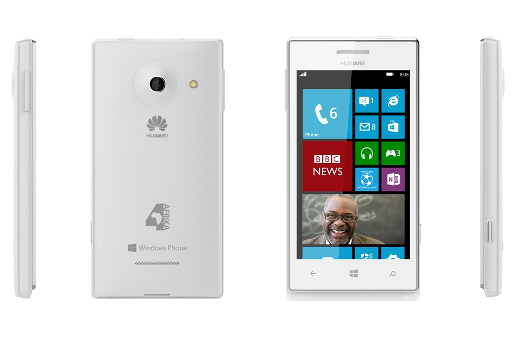 Huawei 4Afrika Windows Phone