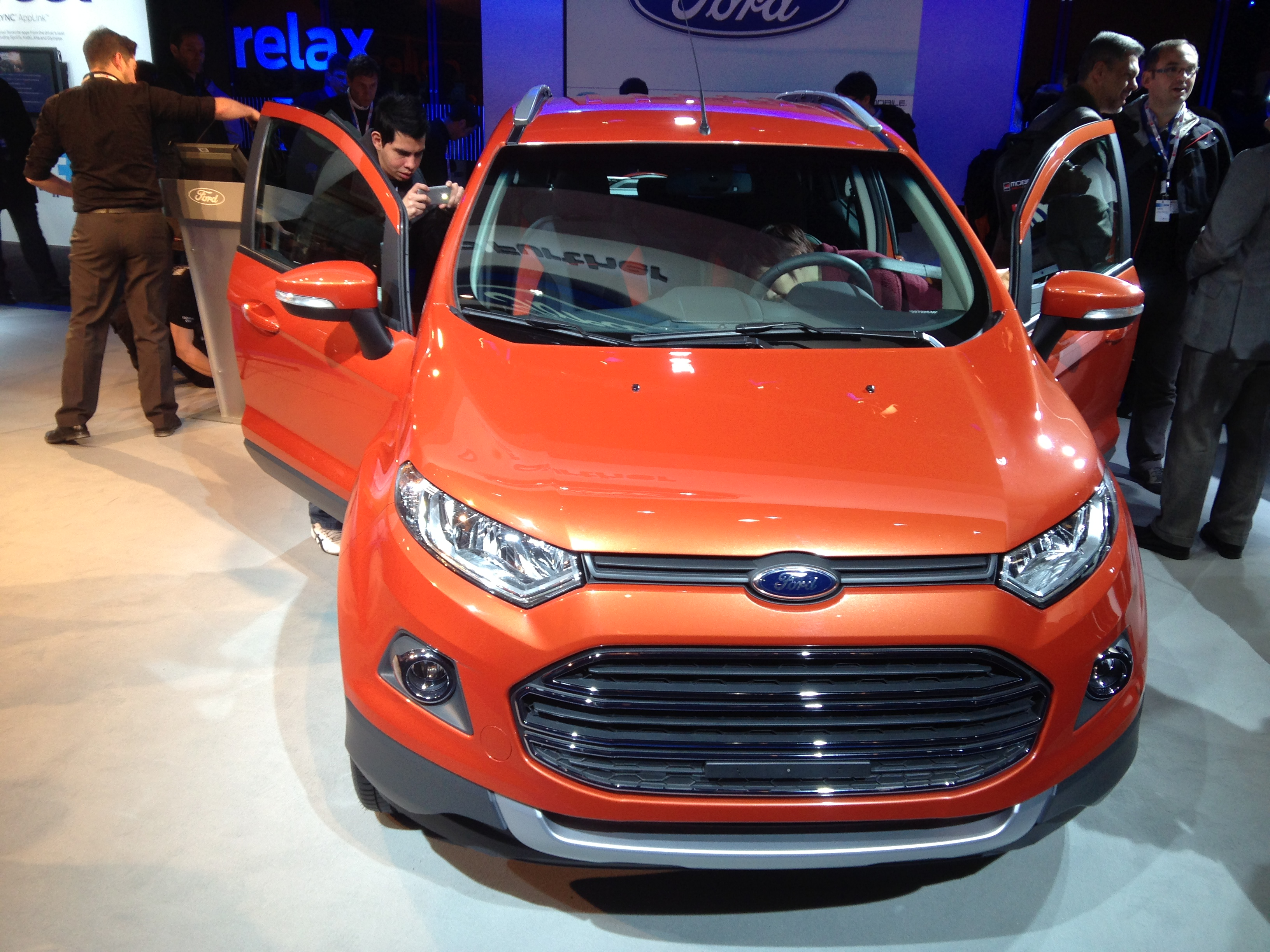 Ford EcoSport MWC