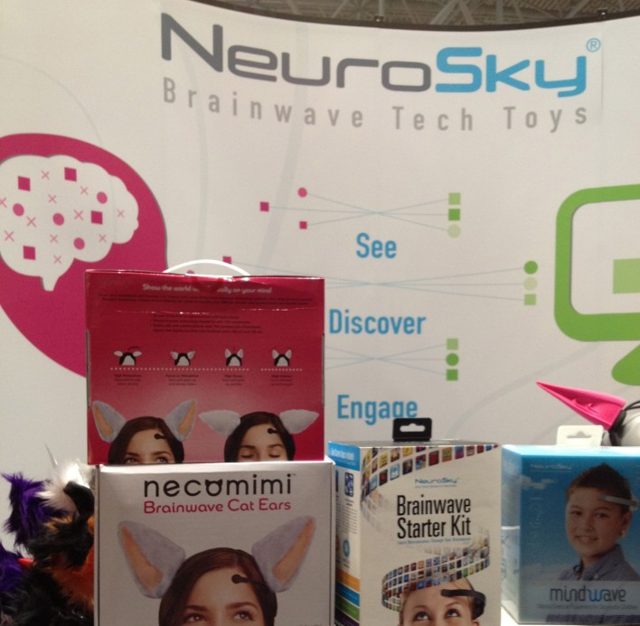 Toy Fair NeuroSky