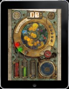 iPad color vacuum app screenshot